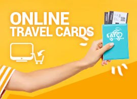 Online travel cards